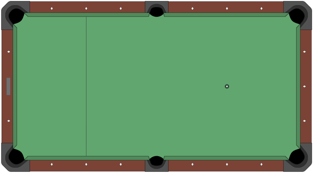 medium resolution of file american style pool table diagram empty png wikimedia commons file american style pool