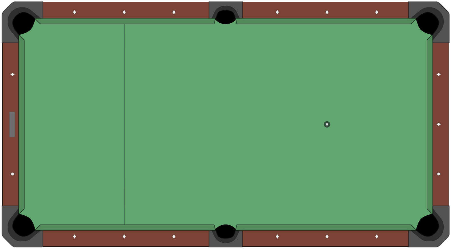 hight resolution of file american style pool table diagram empty png wikimedia commons file american style pool