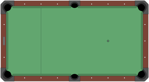 small resolution of file american style pool table diagram empty png wikimedia commons file american style pool