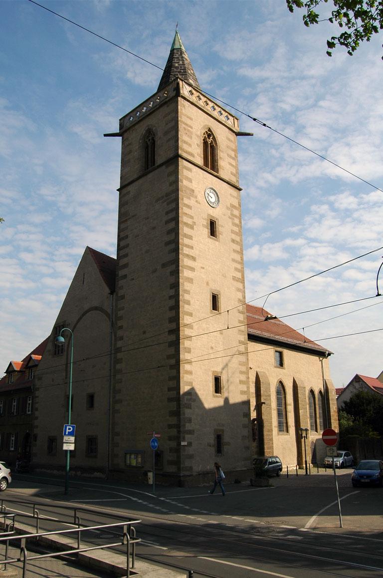 Andreaskirche Erfurt Wikipedia