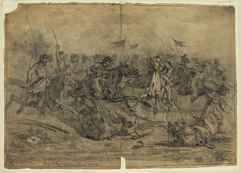 Battle of Brandy Station  Wikipedia