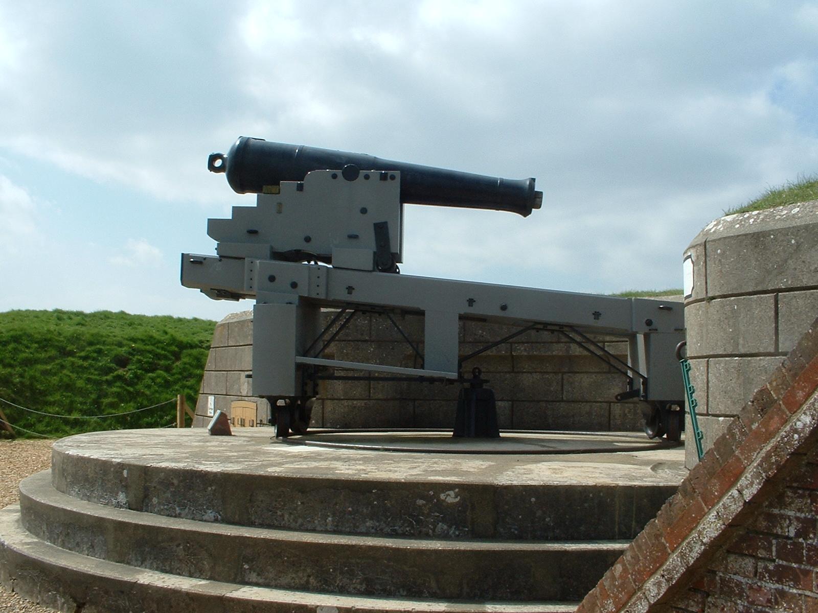 Fort Nelson Hampshire  Wikipedia