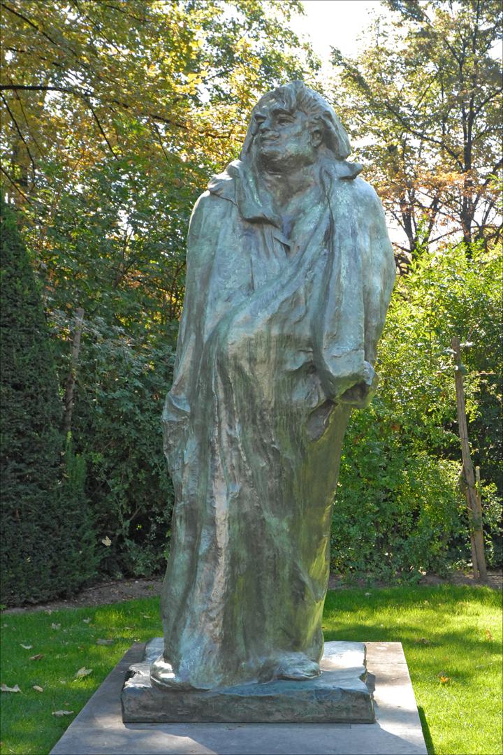 FileMonument  Balzac Jardin du Muse Rodin Paris 2010jpg  Wikimedia Commons