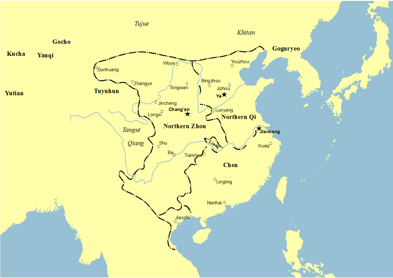 File Northern And Southern Dynasties 4