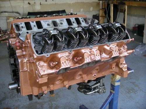 small resolution of file oldsmobile 400cu in big block engine jpg