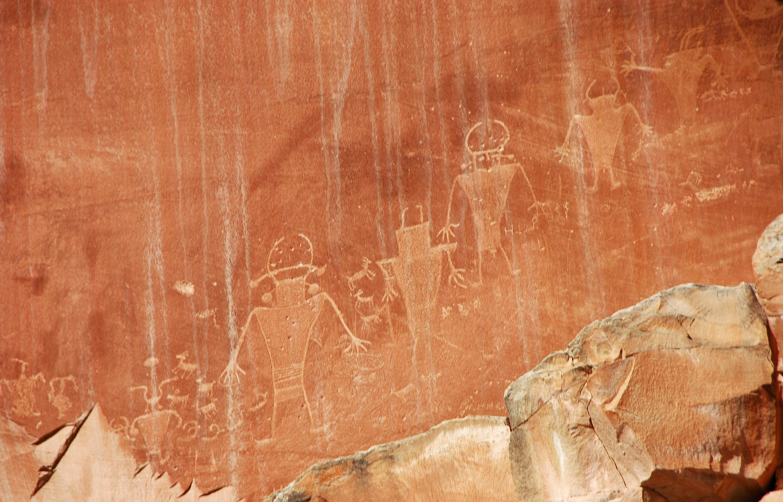 File Southern San Rafael Fremont Indian Petroglyphs 400