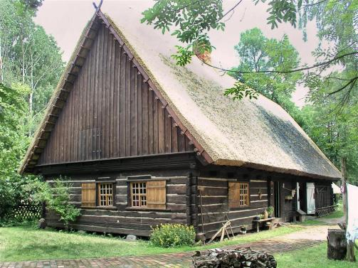 Historical housing at Lehde (a district of Lübbenau)