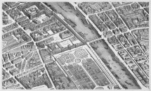 Turgot Paris Map