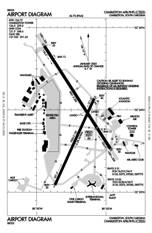 Charleston International Airport  Wikipedia