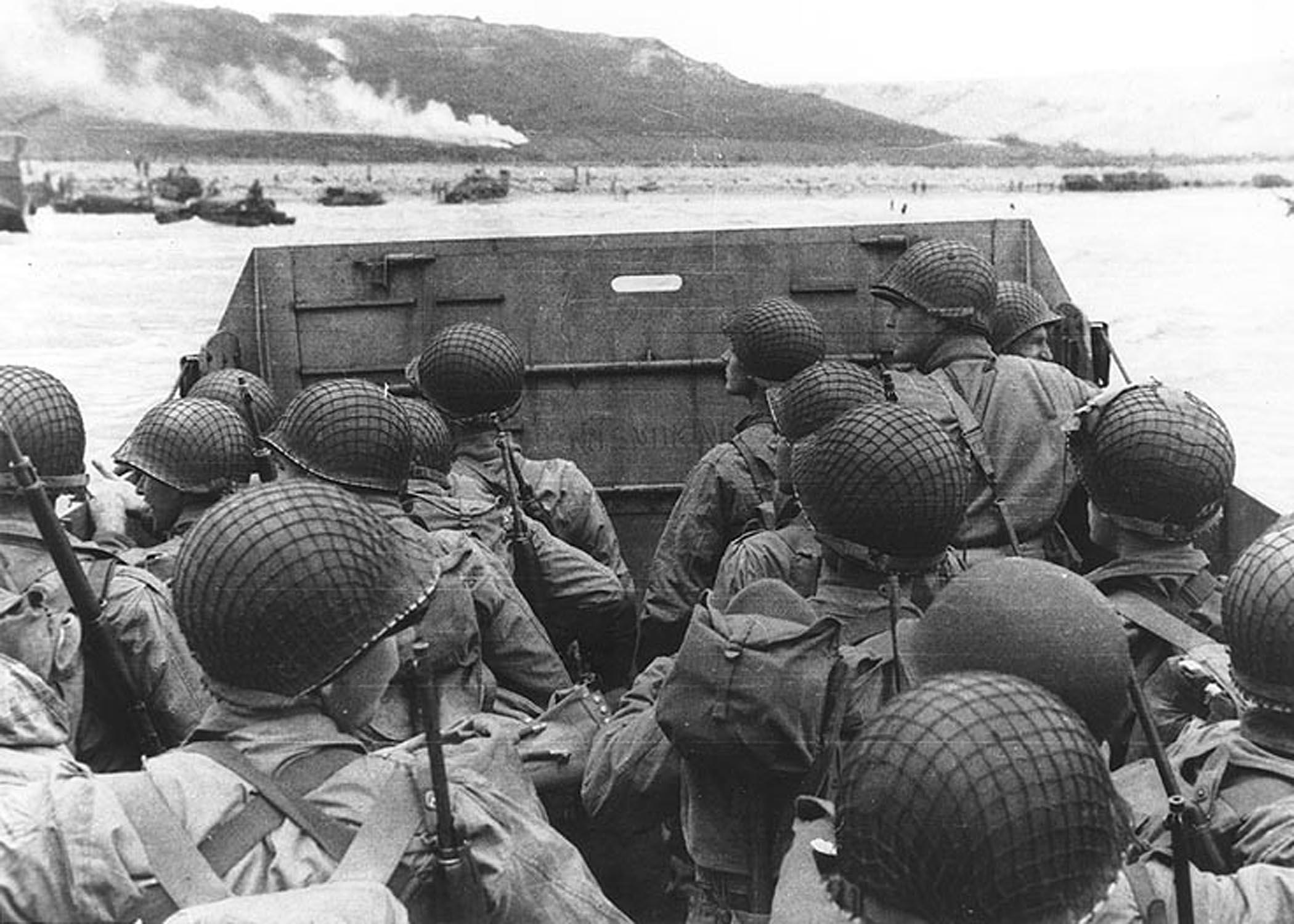 Flickr - DVIDSHUB - Reflection on D-Day