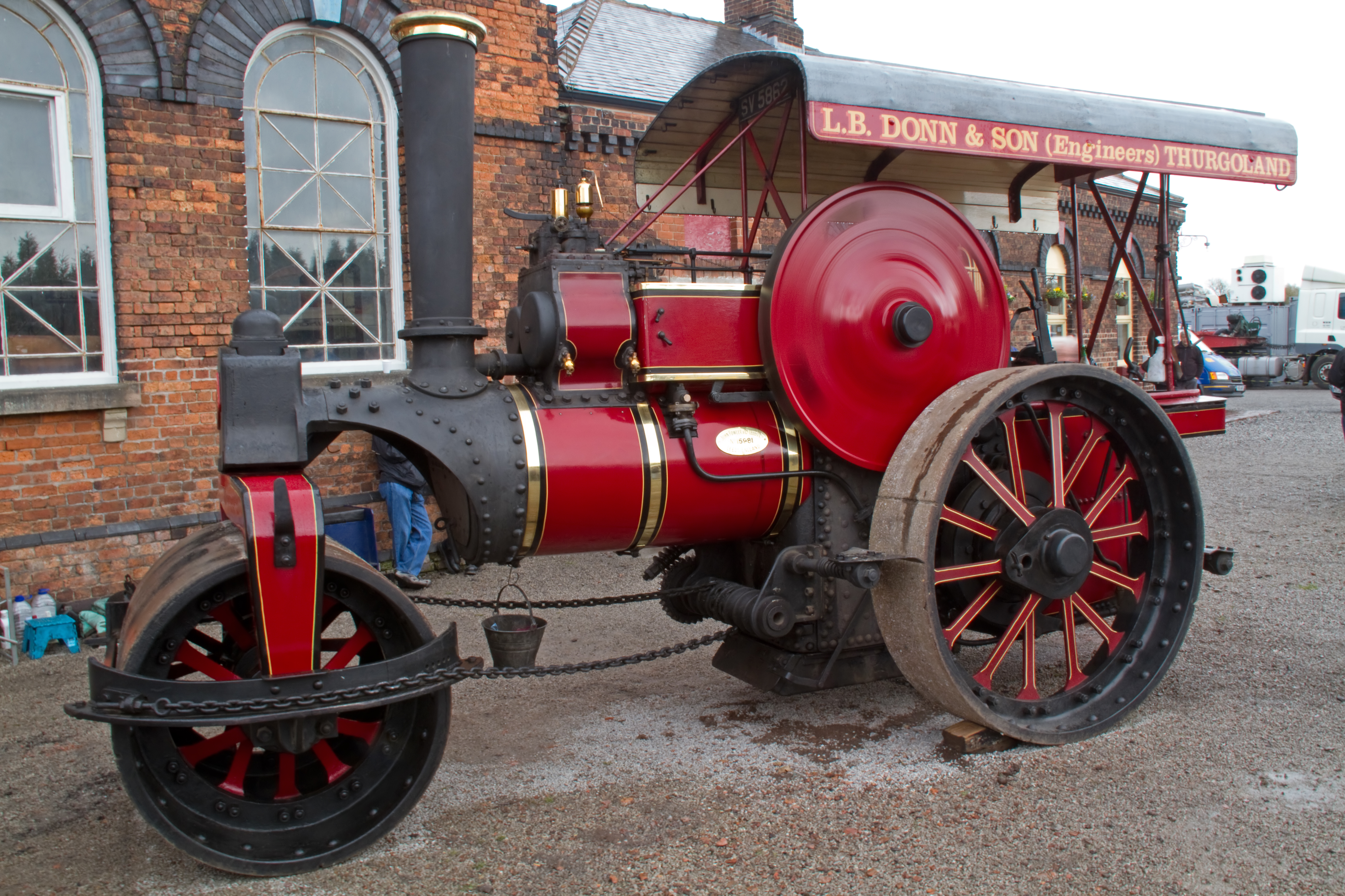 Fowler Traction Engines