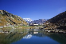 Great St Bernard Pass - Wikipedia
