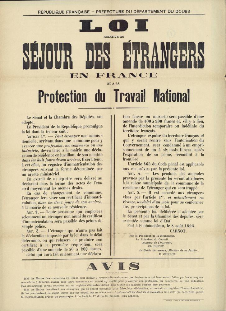 Immigration Italienne En France Racisme : immigration, italienne, france, racisme, Histoire, L'immigration, France, Wikipédia