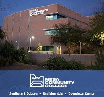 Mesa Community College English Department