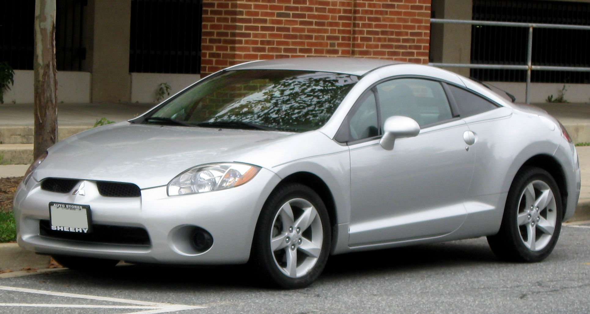 hight resolution of mitsubishi eclipse