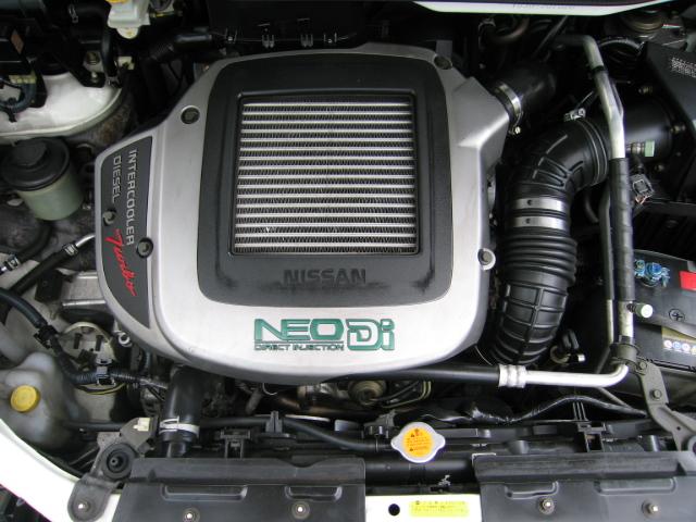 2003 Nissan Navara Workshop Manual