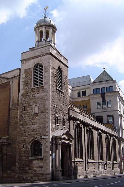 St Katharine Cree  Wikipedia