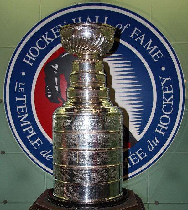 Stanley Cup Hockey Hall of Fame