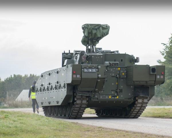Ajax armoured vehicle Military Wiki FANDOM powered