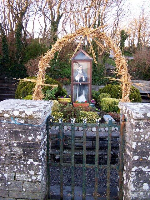 St Brigids Well  Wikipedia