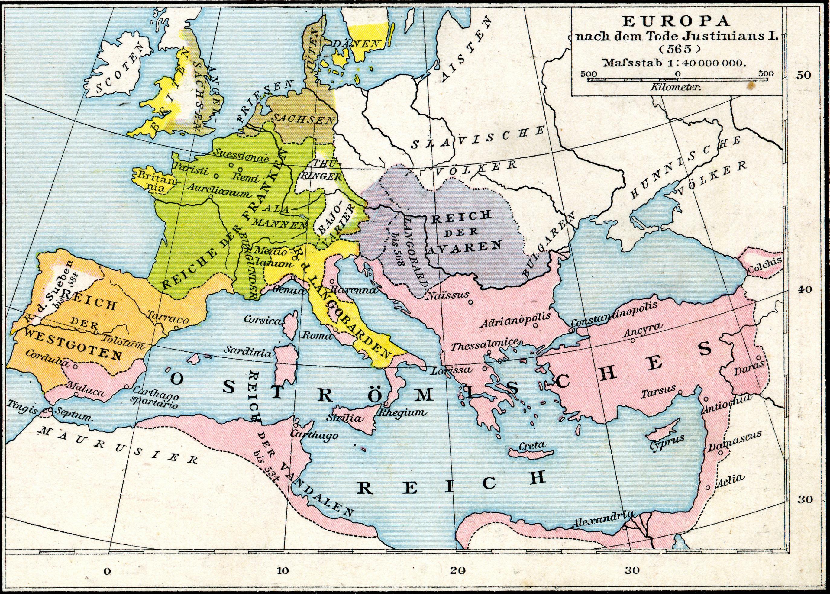 Roman Empire Worksheet