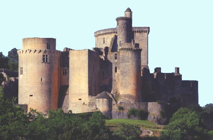 Castle de Bonagey