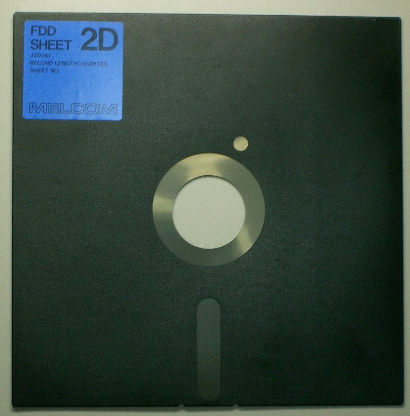 Floppy disk - Simple English Wikipedia. the free encyclopedia