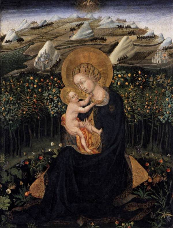 File Giovanni Di Paolo Madonna Of Humility