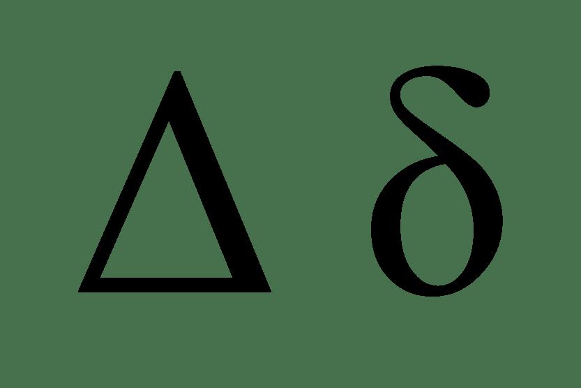Delta (písmeno)