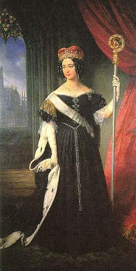 Maria Tereza de Austria 18161867  Wikipedia