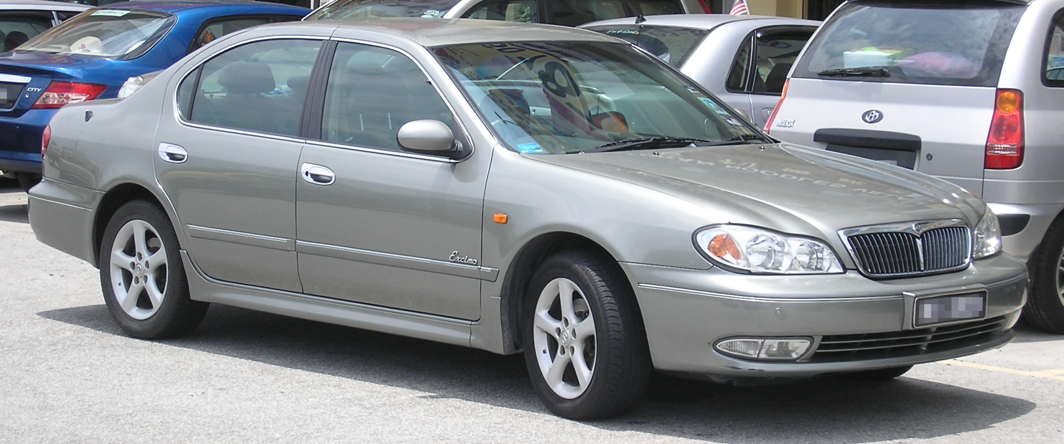 First Generation Nissan Cefiro