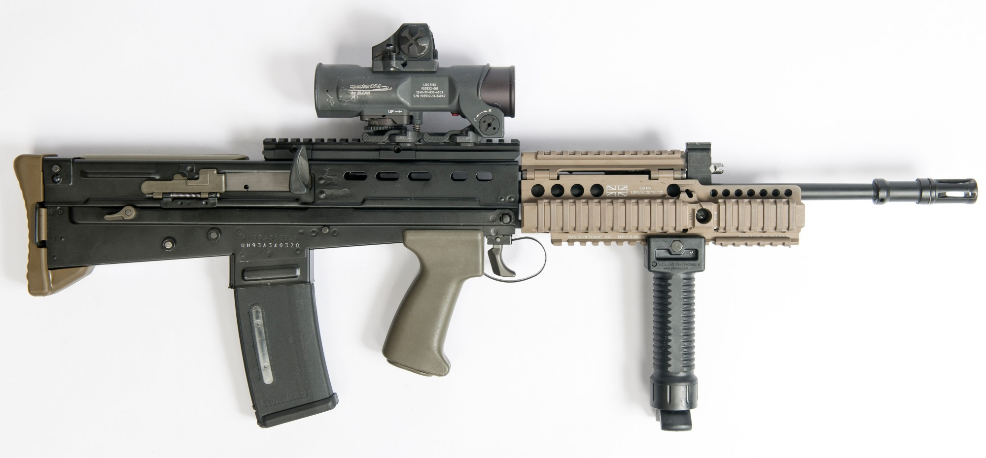 hight resolution of xr gun 9 3