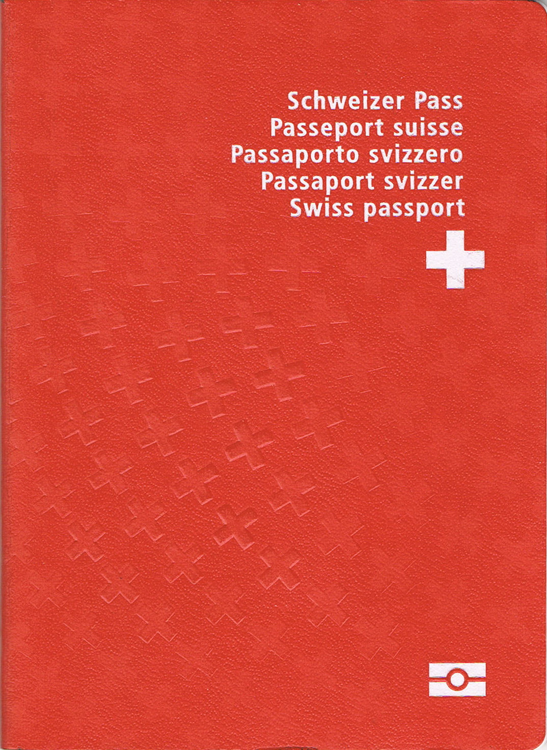 Swiss passport  Wikipedia