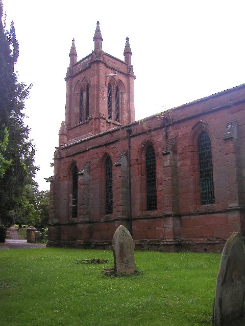 Christ Church, Catshill