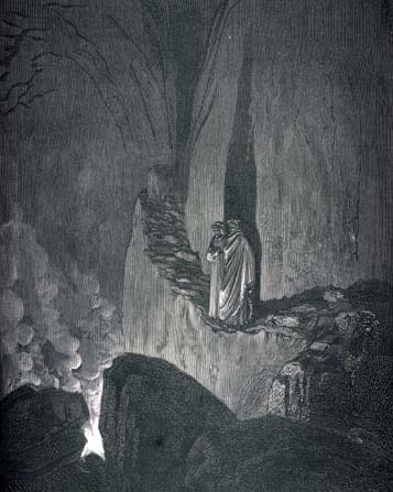 Dore Illustration from the Inferno.