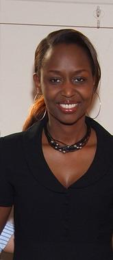English: Rwandan Genocide survivor, Immaculeé ...