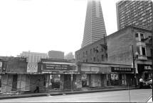 File International Hotel 848 Kearny Street In San