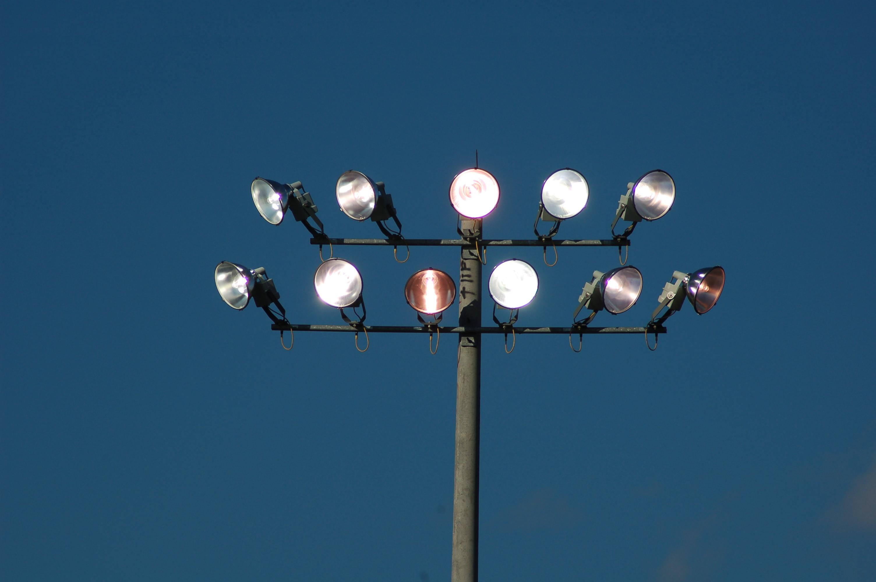 Metal Light Fixtures