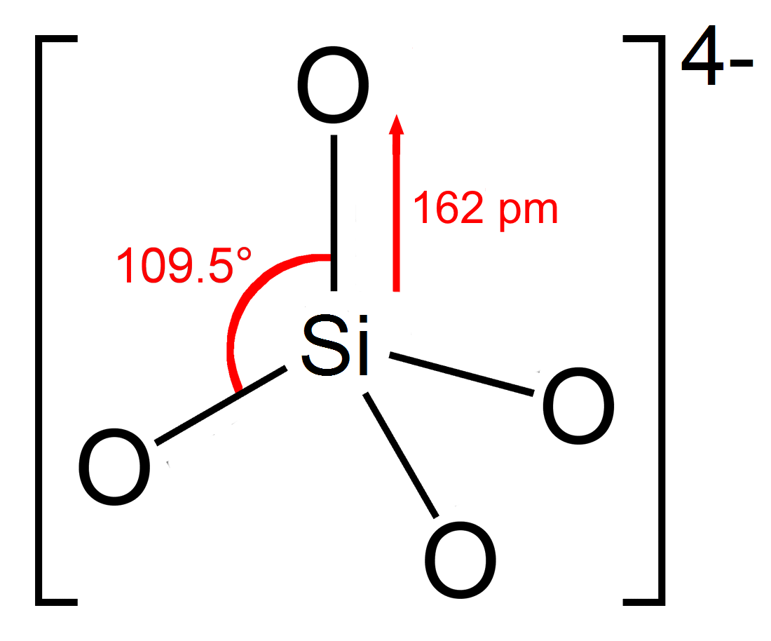 hight resolution of dot diagram for oxygen ion