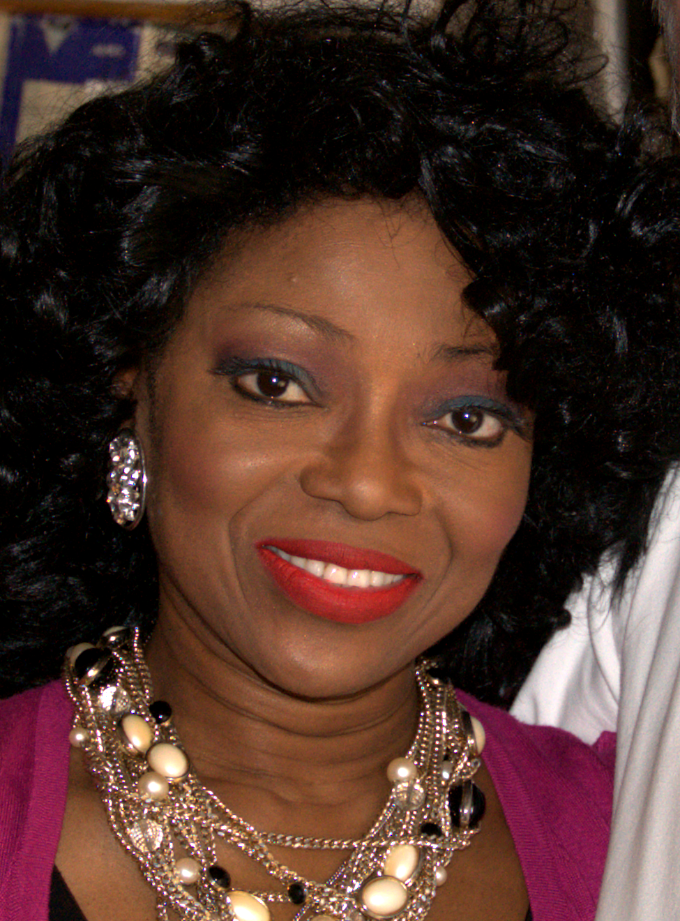 Patti Boulaye  Wikipedia