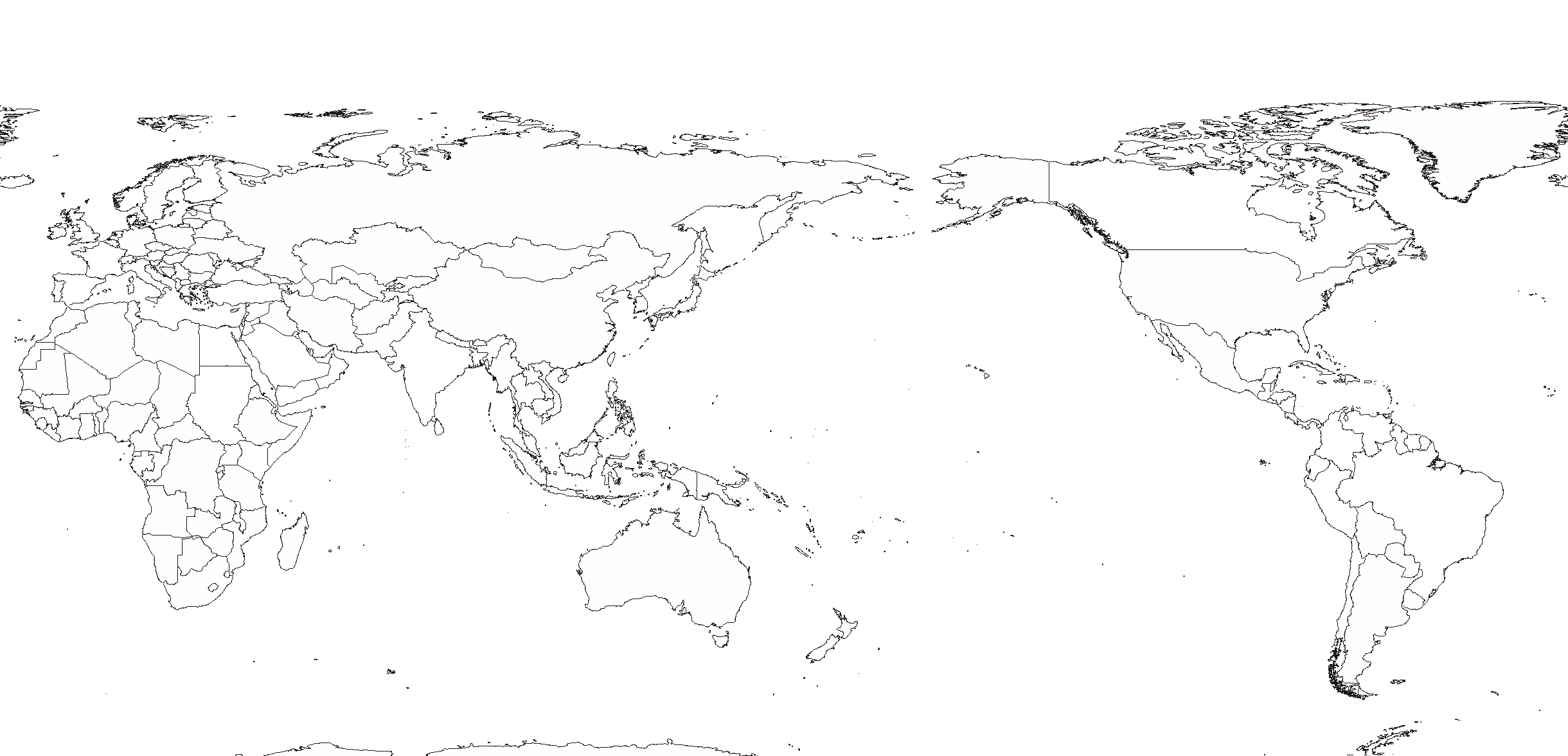 File White World Map Pacfic Centered Blank