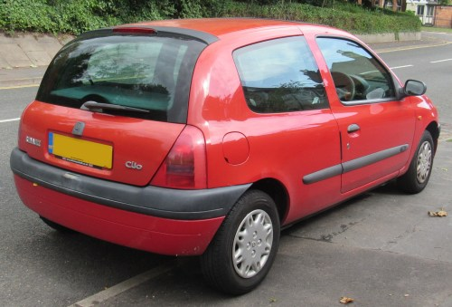 small resolution of renault clio ii pre facelift