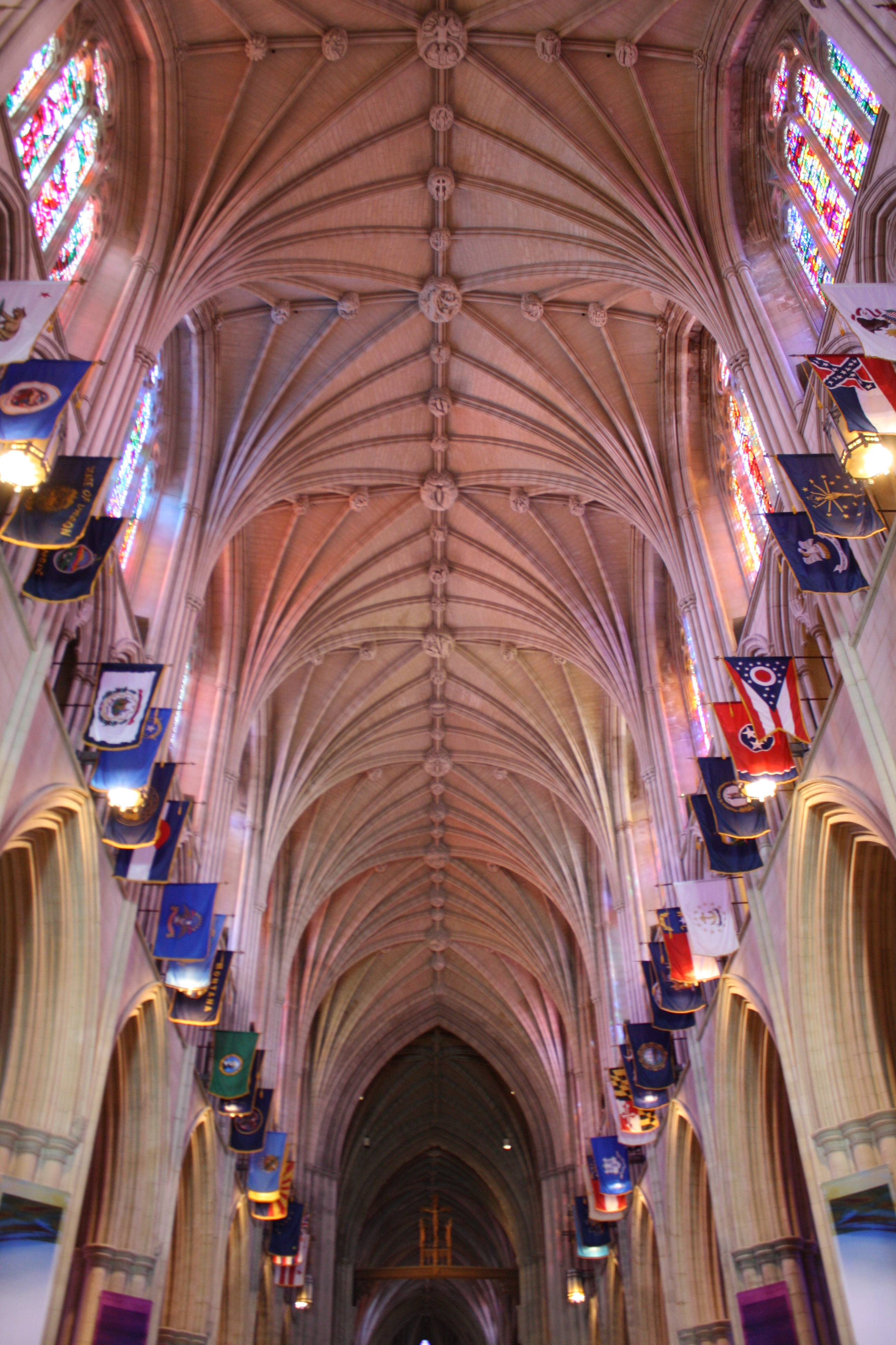 File Ceiling Of Washington National Cathedral