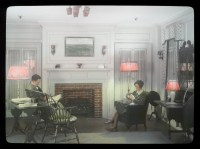 File:Couple in living room, circa 1930s.jpg