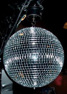 disco ball  Wiktionary
