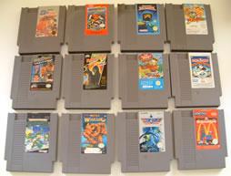 "North American cartridges (or ""Game Paks&..."