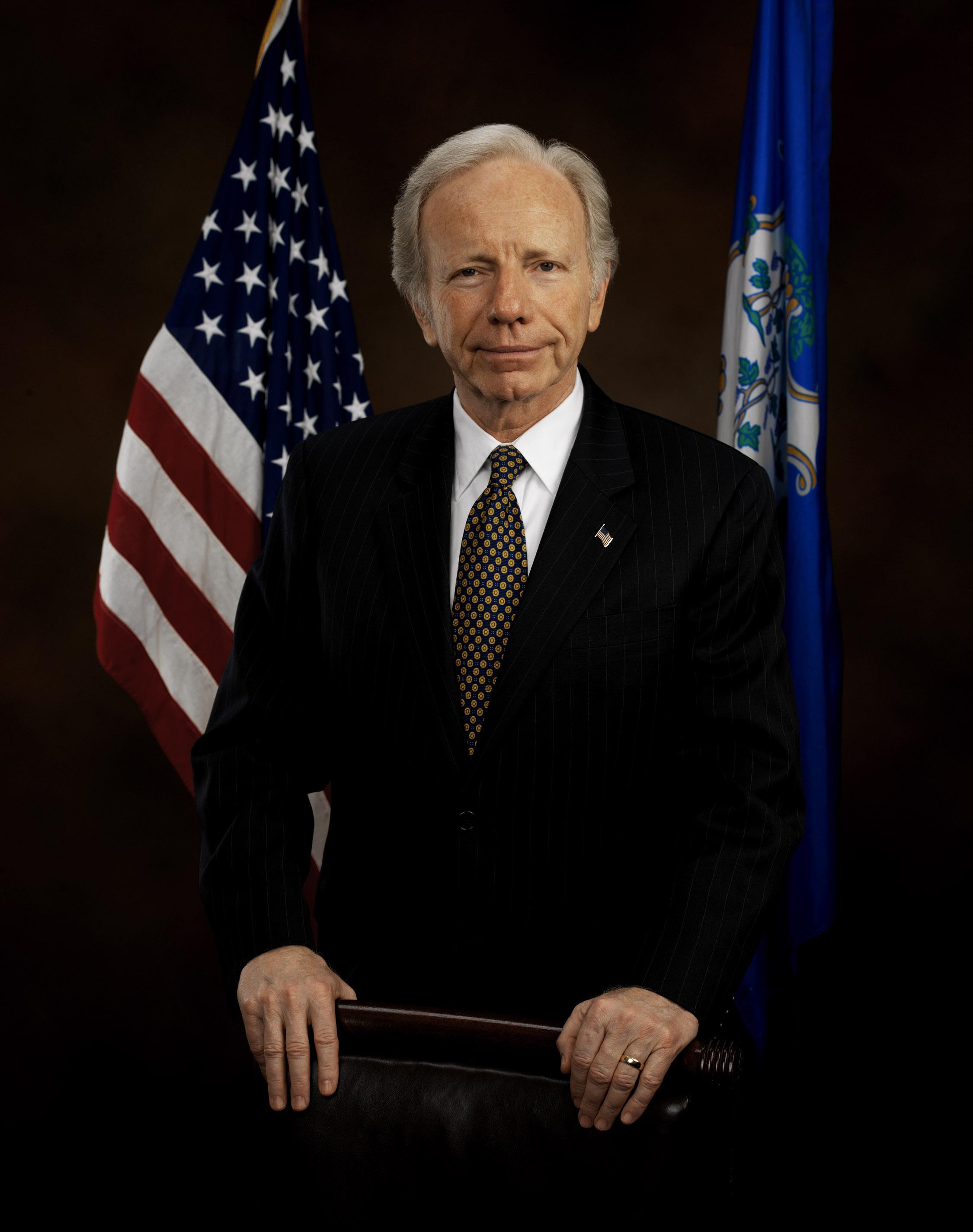 Senator Joseph Liebermann