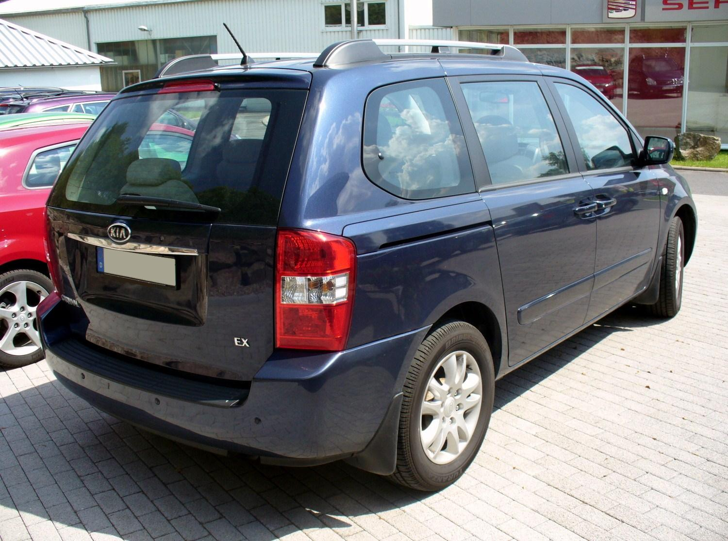 hight resolution of kia carnival ex swb europe