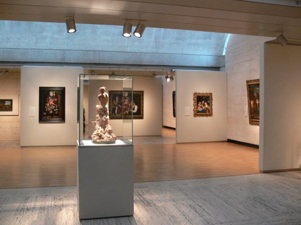Kimbell Art Museum Interior