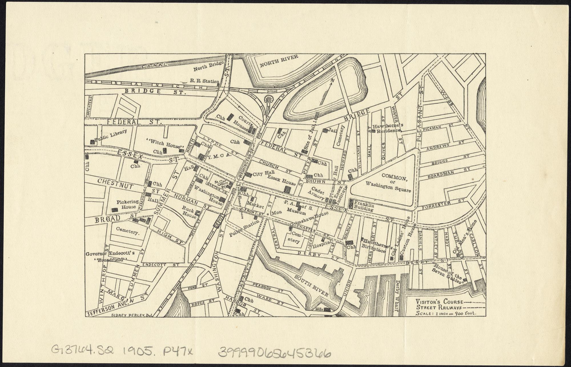File Map Of Salem Mass